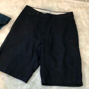 Men's Polo by Ralph Lauren classic shorts, Navy